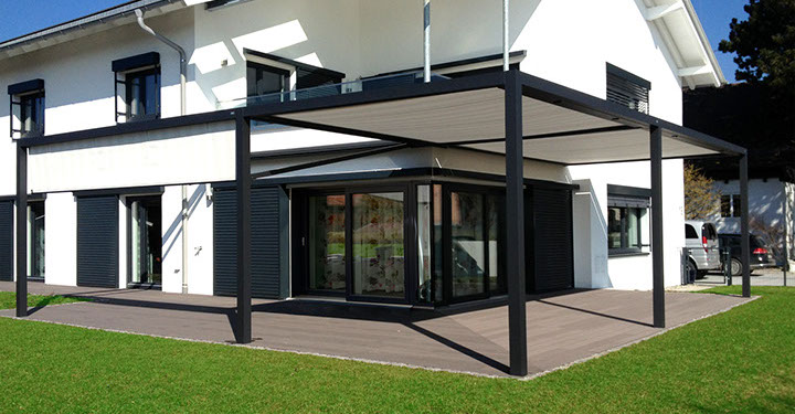 Terren Sonnenschutz | Markise Fur Terrasse Und Balkon Osterreich Kaufen Sonne Licht 25